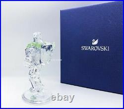 New SWAROVSKI Disney Toy Story Buzz Lightyear Crystal Figurine Display 5428551