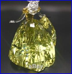 New Swarovski Belle Figurine, Original Receipt, Disney Beauty and The Beast