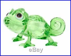 New in Box SWAROVSKI 2018 Disney Pascal Chameleon Rapunzel Pet #5301565 $219