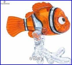 New in Box SWAROVSKI Figurine Disney Finding Nemo #5252051
