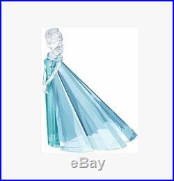 New in Box Swarovski Disney Princess Elsa Frozen Limited Edition 2016 #5135878