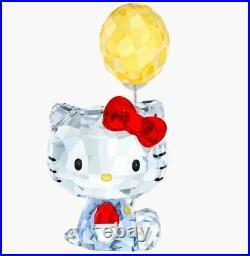 New in Box Swarovski Hello Kitty Balloon #5301578 Rare