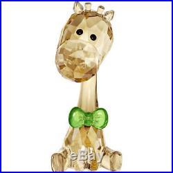 Nib Swarovski Scs Membership 2018 Loyalty Gift Giraffe #5424468