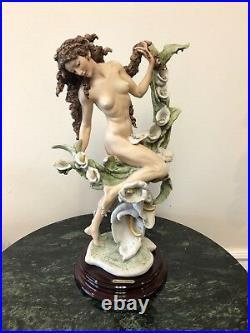 Pair of 2 Giuseppe Armani Extremely Rare Ltd Ed A. P. Nude Figurines