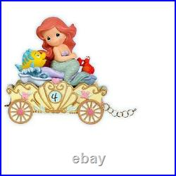 Precious Moments Disney Princess Parade Birthday Train Set of 13 Brand New Box