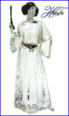 Princess Leia Star Wars Disney Iconic Character 2019 Swarovski Crystal 5472787