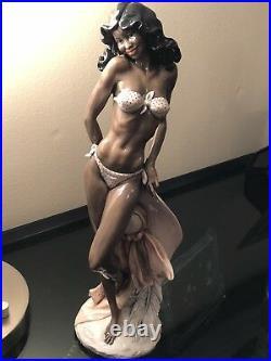 RARE Giuseppe Armani 1784C Caribbean Beauty Statue Figurine Limited Edition 5000