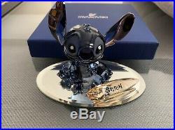 Rare Retired Disney Stitch Swarovski Limited Edition 626