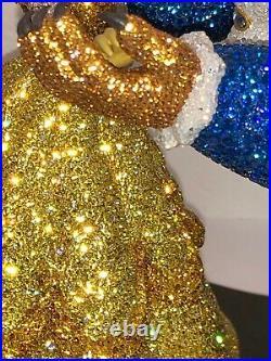Rare Swarovski Limited Edition Myriad Disney Beauty and the Beast New 5232184