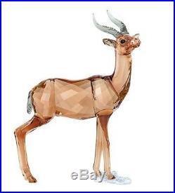 Retired Baby Gazelle Scs Member Exclusive 2018 Swarovski Crystal 5301551