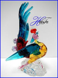Retired Elysian Phoenix Tutelary Spirit Line 2013 Swarovski Crystal 5000549