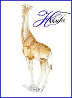 Retired Scs Mudiwa Annual Edition Giraffe Members 2018 Swarovski Crystal 5301550