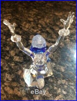 Retired Swarovski Crystal Magic Of Dance Isadora Lady Dancer Figurine