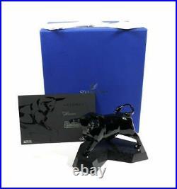 Retired Swarovski Soulmates Black Bull figurine 5079250. Mint in box