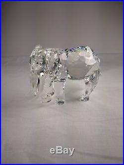 SCS 1993 Annual Edition Swarovski Crystal Inspiration Africa The Elephant withBox