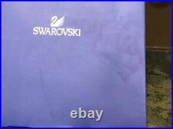 SIGNED Swarovski FISH FAMILY Figurine #5384016 NIB