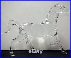 Stallion Clear Crystal Horse 2016 Swarovski #5135909