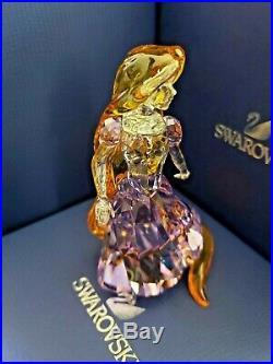 STUNNING Swarovski Crystal Disney Rapunzel Limited Edition Tangled 5301564 $529