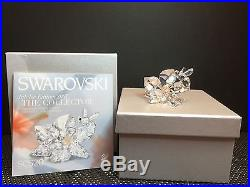 Swarovski Crystalthe Collector Jubilee Edition Bee On Flower 2007