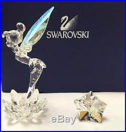 SWAROVSKI CRYSTAL 2008 Disney Tinkerbell 905780 NEW IN BOX
