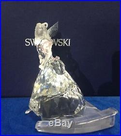 SWAROVSKI CRYSTAL CINDERELLA #7550 NR 000 008 no slipper