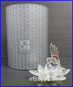 SWAROVSKI CRYSTAL CRYSTAL HUMMINGBIRD SCS MEMBER ONLY ANNUAL EDITION