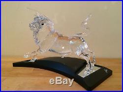 SWAROVSKI Crystal 2004 Limited Edition BULL Mint Condition in Original Case