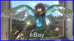 SWAROVSKI Crystal BEE-EATERS PERIDOT 957128