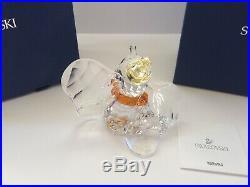 SWAROVSKI Crystal Disney DUMBO LTD 70th Anniversary Edition MINT in Box/Cert