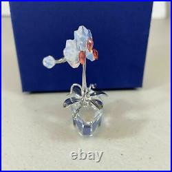 SWAROVSKI Crystal Figurine Orchid Flower Dreams 869948