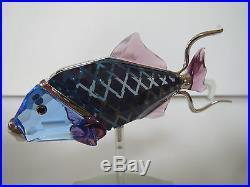 SWAROVSKI Crystal Paradise Fish Coporita L