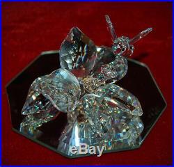 SWAROVSKI Crystal THE BEE 20TH SCS ANNIVERSARY 2007 Box +COA