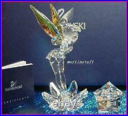 SWAROVSKI DISNEY 2008 TINKERBELL WithPLAQUE LIMITED EDITION 905780 BNIB RETIRED