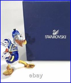 SWAROVSKI DISNEY DONALD DUCK 5063676 VERY RARE Pristine