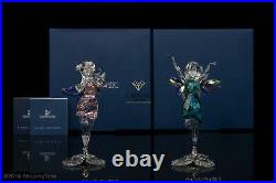 SWAROVSKI DISNEY Fairy Silvermist + Rosetta 5041746 5041755