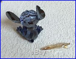 SWAROVSKI DISNEY STITCH Crystal Figurine with Surfboard LIMITED EDITION 1096800