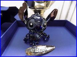 SWAROVSKI DISNEY figurine Stitch With Surfboard Limited Edition 1096800 RETIRED
