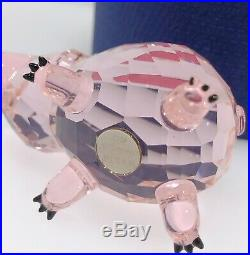 SWAROVSKI Disney Pixar Toy Story Pink Hamm Piggy Figurine Display Deco 5489727