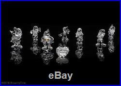 SWAROVSKI Figurines Disney Snow White and 7 Dwarfs Complete set