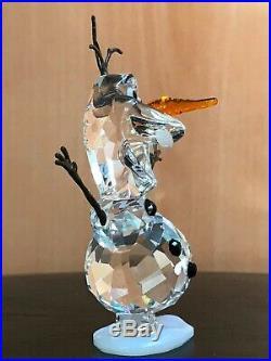 SWAROVSKI OLAF in ORIGINAL BOX with CERTIFICATE