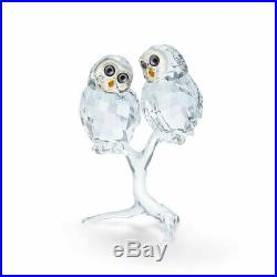 SWAROVSKI OWL COUPLE CRYSTAL # 5493722 New 2020