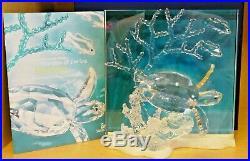 SWAROVSKI SCS 2006 ETERNITY (Clear Crystal) NEW 726028 Sea Turtle 0726028 US