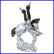 SWAROVSKI SCS 2013 red crowed cranes brand new 1142860