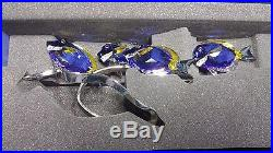Swarovski Surgeonfish Scuba Blue Rare