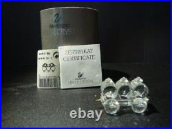 SWAROVSKI When we were Young Silver Crystal Express Train Set