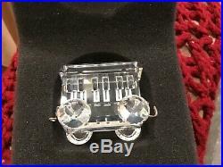 SWAROVSKI crystal figurines 5 Piece Train SetAll 5 pieces New in Box