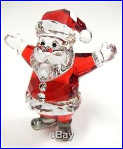 Santa Claus 2018 Holiday Christmas Swarovski Crystal Artist Signed 5484805-s