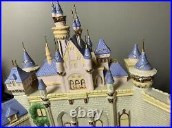 Sleeping Beauty Castle 50th Anniversary Edition Walt Disney SHOWCASE Collection
