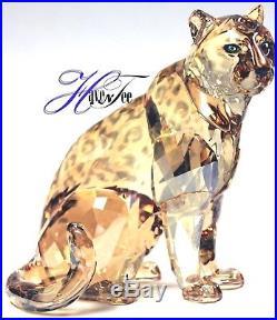 Sofia Amur Leopard Scs Annual Edition 2019 Swarovski Crystal 5428541