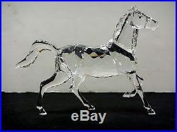 Stallion Clear Crystal Horse 2016 Swarovski 5135909